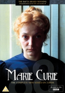 Marie Curie, DVD
