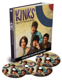 The Kinks: Uncut - Fifty Years On the Road, DVD
