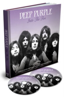 Deep Purple: Into the Fire, DVD