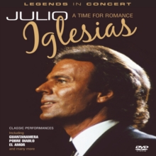 Julio Iglesias: A Time for Romance, DVD