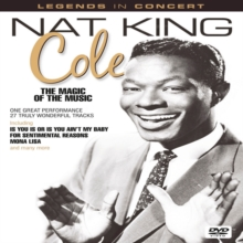 Nat King Cole: The Magic of the Music, DVD