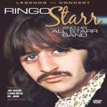 Ringo Starr and His All-Starr Band, DVD