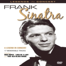 Frank Sinatra: A Legend in Concert, DVD