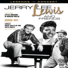 Jerry Lee Lewis: Inside and Out, DVD  DVD