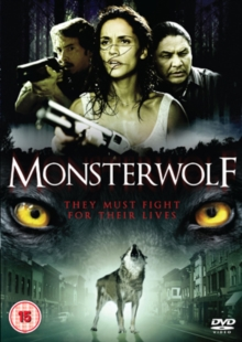Monsterwolf, DVD  DVD