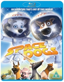Space Dogs, Blu-ray  BluRay