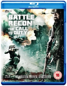 Battle Recon - The Call to Duty, Blu-ray