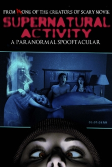 Supernatural Activity, DVD