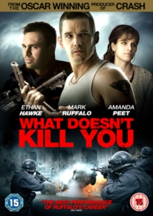 What Doesn't Kill You, DVD  DVD
