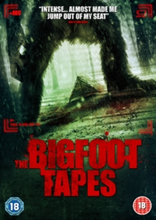 The Bigfoot Tapes, DVD