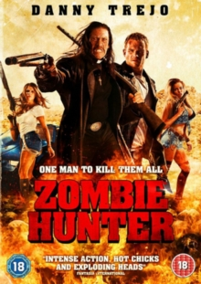 Zombie Hunter, DVD