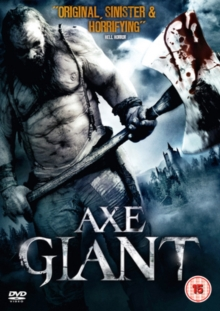 Axe Giant, DVD  DVD
