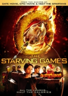 The Starving Games, DVD
