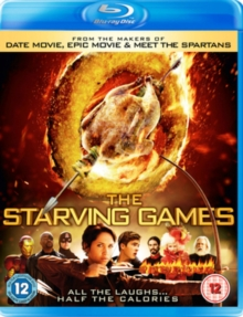The Starving Games, Blu-ray