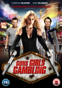 Guns Girls Gambling, DVD