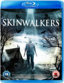 Skinwalkers, Blu-ray  BluRay