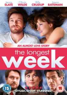 The Longest Week, DVD DVD