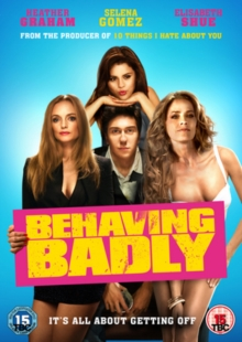 Behaving Badly, DVD