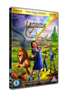 Legends of Oz - Dorothy's Return, DVD