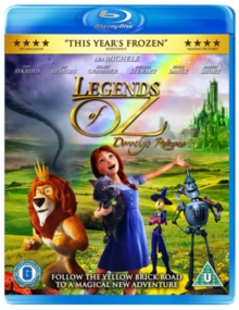 Legends of Oz - Dorothy's Return, Blu-ray