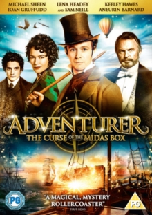The Adventurer - The Curse of the Midas Box, DVD