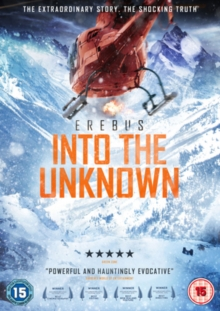 Erebus - Into the Unknown, DVD
