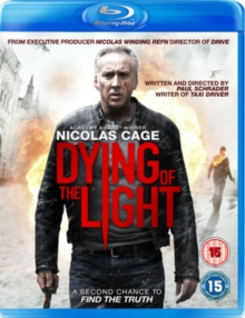 Dying of the Light, Blu-ray