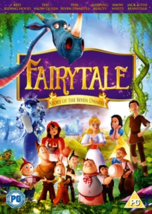 Fairytale: The Story of the Seven Dwarves, DVD