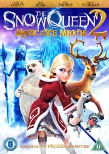 The Snow Queen: Magic of the Ice Mirror, DVD