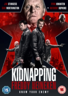 Kidnapping Freddy Heineken, DVD