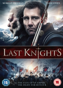The Last Knights, DVD DVD