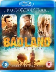 Bad Land - Road to Fury, Blu-ray