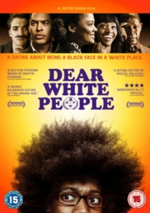 Dear White People, DVD  DVD