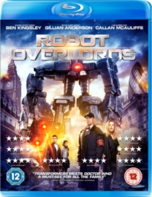 Robot Overlords, Blu-ray  BluRay