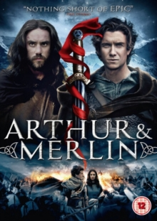 Arthur and Merlin, DVD