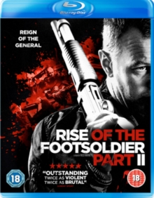 Rise of the Footsoldier II, Blu-ray