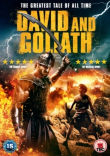 David and Goliath, DVD DVD