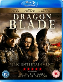 Dragon Blade, Blu-ray