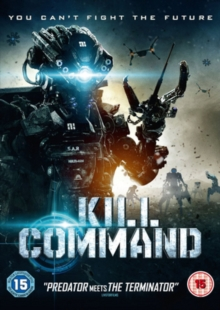 Kill Command, DVD