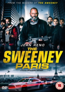Sweeney - Paris, DVD