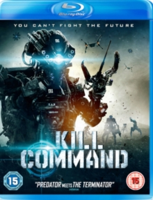 Kill Command, Blu-ray