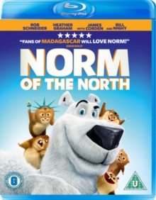 Norm of the North, Blu-ray