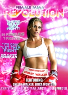 Female MMA: Revolution - These Girls Can Fight, DVD