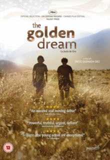 The Golden Dream, DVD DVD