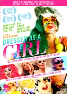 Dressed As a Girl, DVD