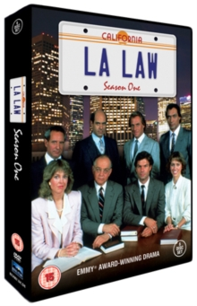 L.A. Law: Season 1, DVD