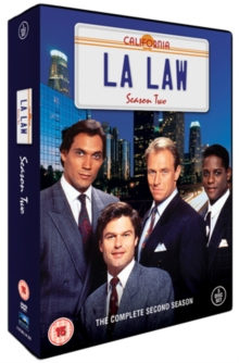L.A. Law: The Complete Second Season, DVD DVD