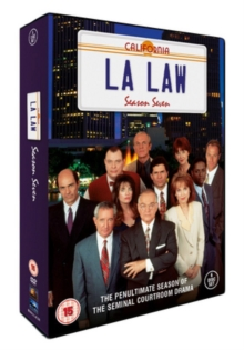 L.A. Law: Season 7, DVD