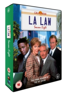 L.A. Law: Season 8, DVD DVD