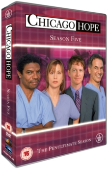 Chicago Hope: Season 5, DVD  DVD